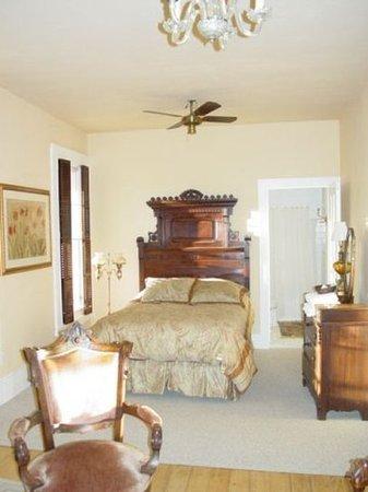 Mokelumne Hill, Californie : Room