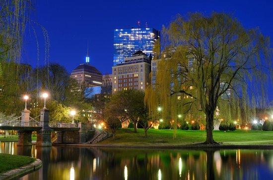Taj Boston: Hotel-Image Night Time