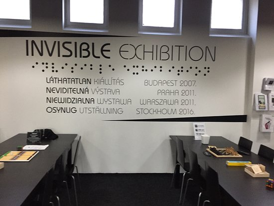 osynlig utställning