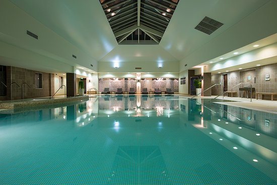 Rookery Hall Hotel & Spa: Swimming Pool