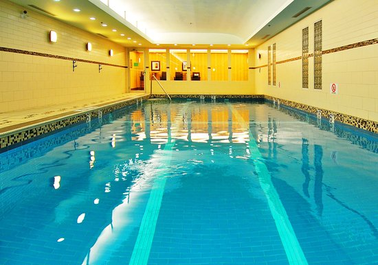 Holiday Inn Truro: Take a Dip In Our Heated Indoor Swimming Pool