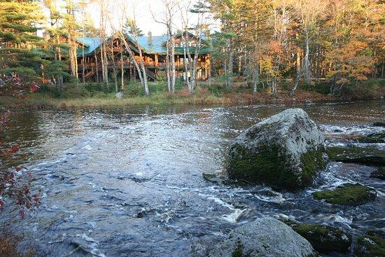 East Kemptville, Kanada: River