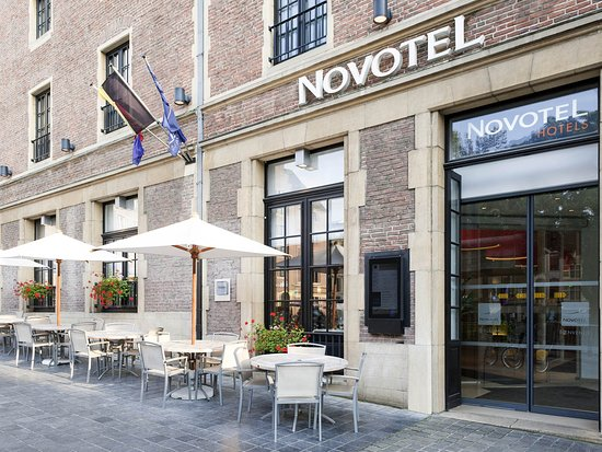 Novotel Brussels Grand Place: Exterior