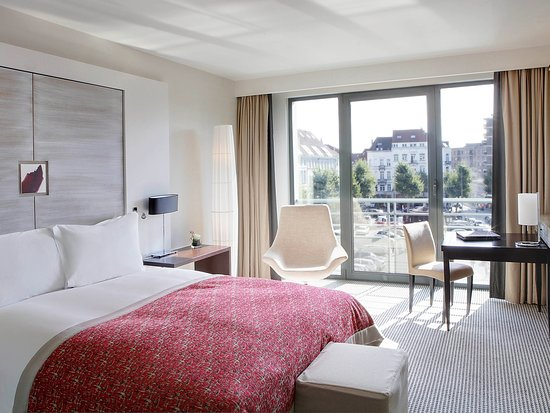 Sofitel Brussels Europe: Guest Room