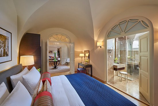 Mandarin Oriental, Prague: Presidential Suite Bedroom