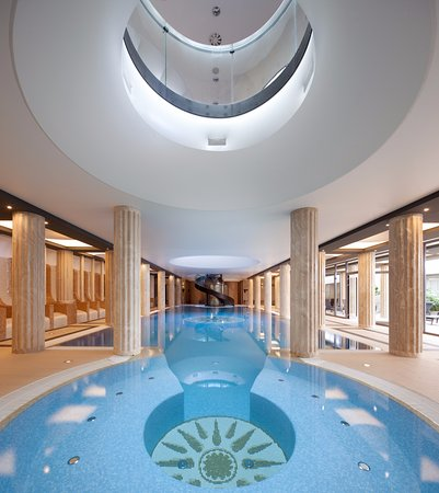 Spa & Wellness center in hotel Alexandria