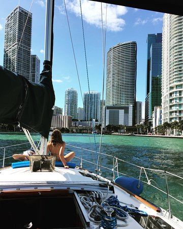 Sailing Adventures Miami