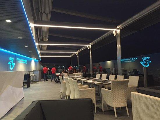 Terraza Vip Lounge Picture Of Los Nuevos Hornos Angel