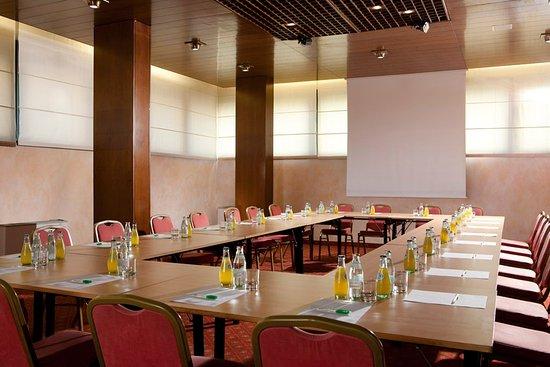 Hotel Raffaello: The Meeting Room
