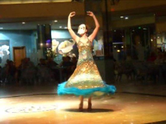 Hotel Kaktus Albir: kactus albir is a fantastic place for ballroom dancing jive and entertainment