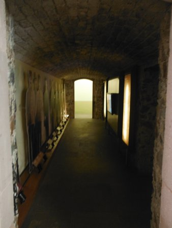 Museo Zacatecano: Pasaje de hombres ilustres