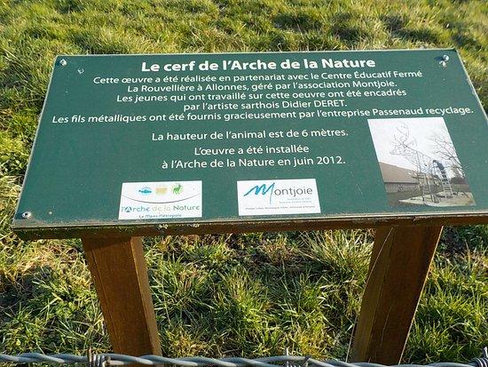 Arche de la Nature: Article cerf