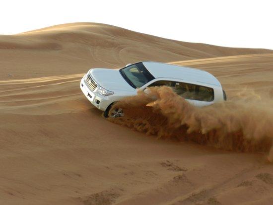 Desert Dunes Tourism