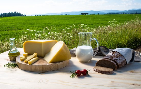 Vychodna, Slovakia: Our cheese