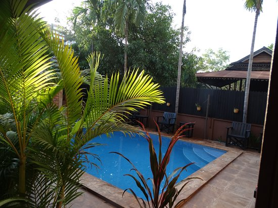 Shining Angkor Boutique Hotel: The pool