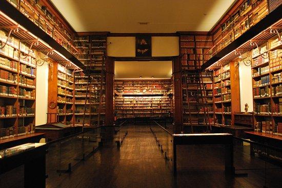 Biblioteca Patrimonial Recoleta Dominica