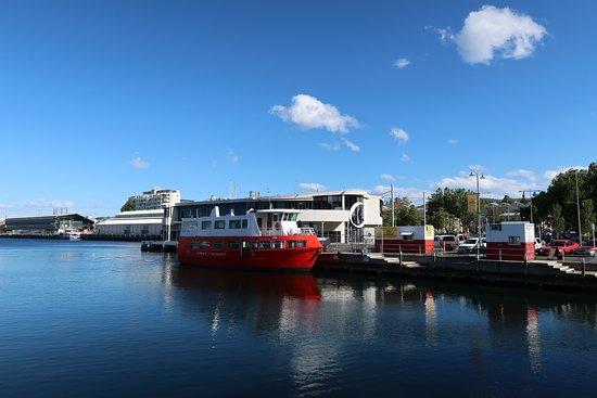 M V Spirit Of Hobart Picture Of Hobart Historic Cruises