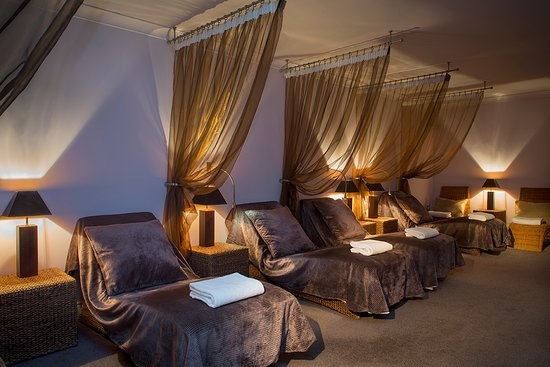 Fawkham, UK: Spa Relaxation Room