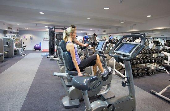 Fawkham, UK: Gym