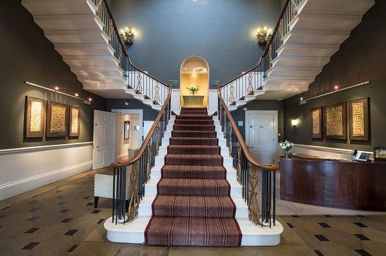 Rudding Park Hotel: House Entrance