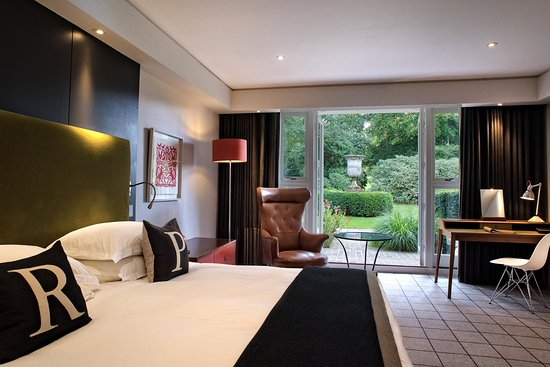 Rudding Park Hotel: Follifoot Wing Room with Terrace