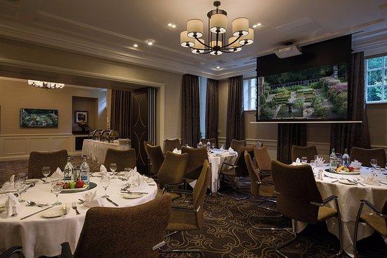Crathorne, UK: Restaurant