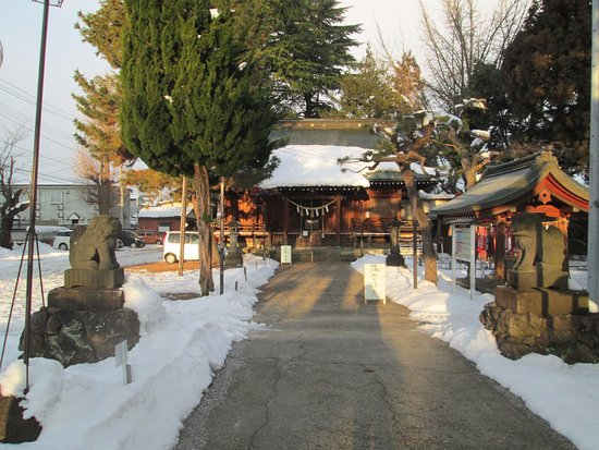Horetsu Shrine