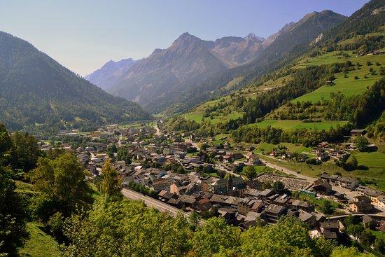 Orsieres, Switzerland: Village d'Orsières