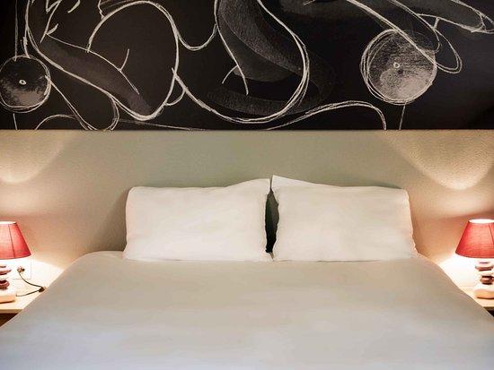 Saint-Quentin-sur-le-Homme, Γαλλία: Guest Room
