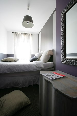 Andilly, France: chambre