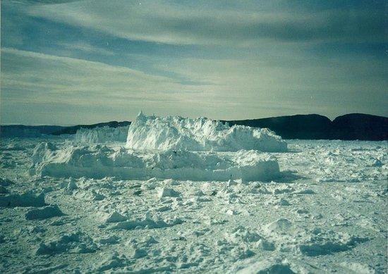 Ilulissat, Greenland: Vista