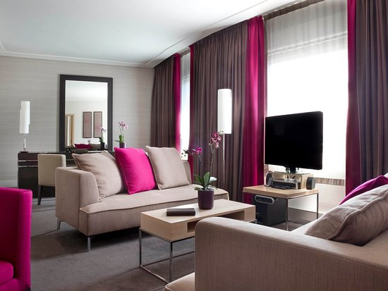Sofitel Paris La Defense: Guest Room