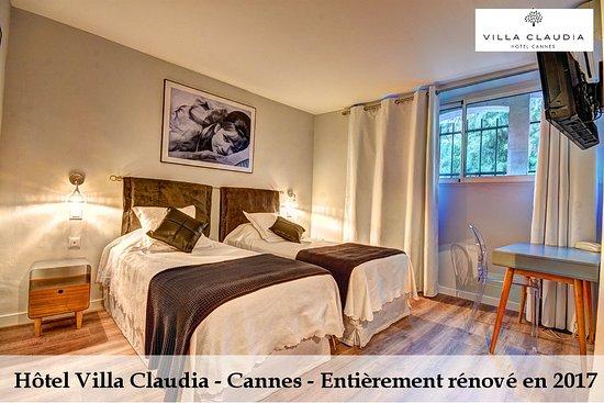 Hotel Villa Claudia  Cannes  Francia   Prezzi 2017 E