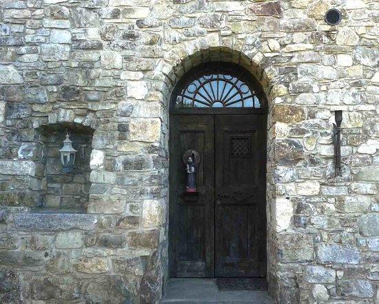 Parrano, Italia: Entrance