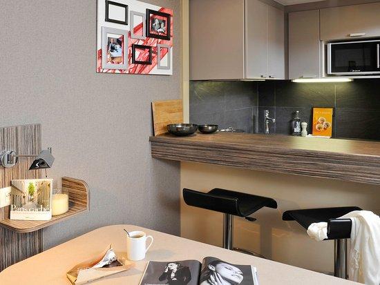 Adagio La Defense Esplanade: Guest Room