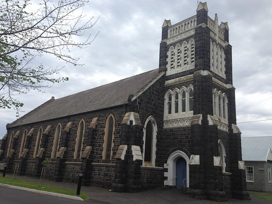 ‪St Andrew's Williamstown Presbyterian Church‬