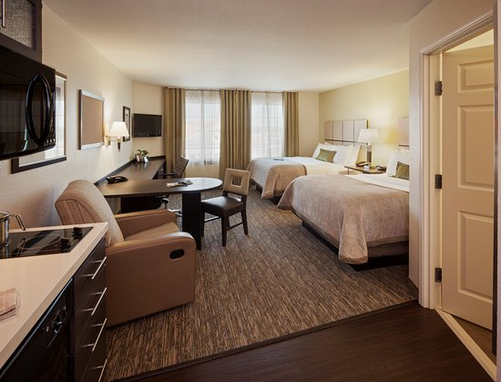 Lobby – Bild från Candlewood Suites Omaha Millard Area, Omaha - Tripadvisor