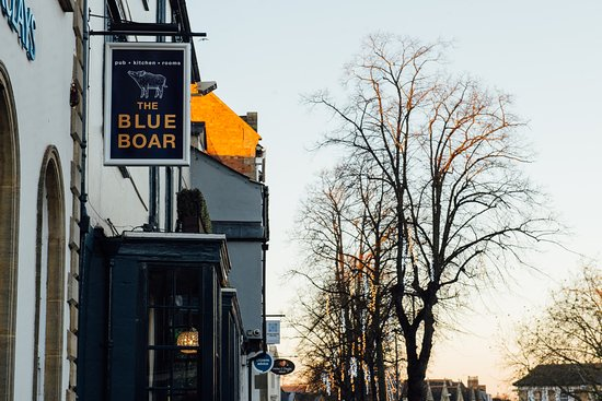 The Blue Boar Hotel
