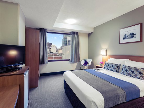 Mercure Welcome Melbourne: Guest Room