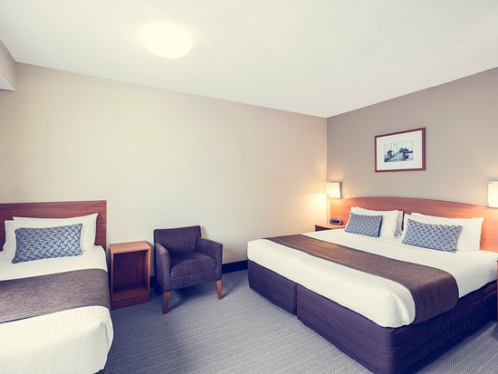 Mercure Welcome Melbourne: Other