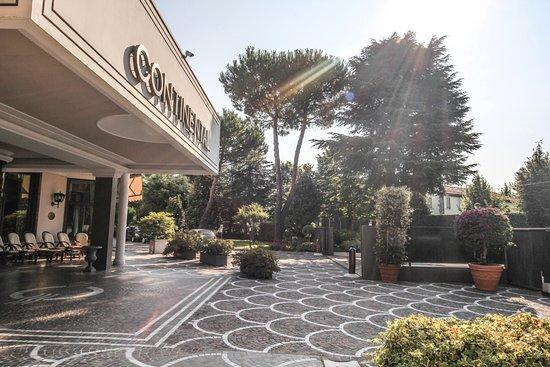 Continental Terme Hotel Montegrotto Terme Province Of Padua Italien