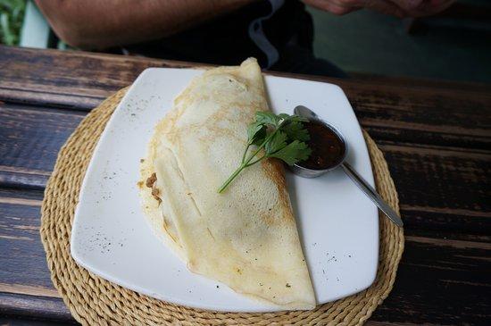 Sabie, Güney Afrika: Pancake