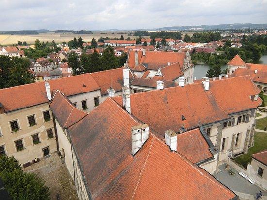 State Chateau Telc (Statni zamek Telc)