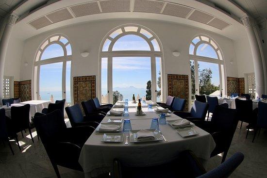 Restaurant Dar Zarrouk: un panorama unique