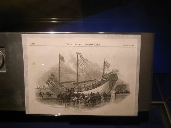 Hong Kong Maritime Museum Photo
