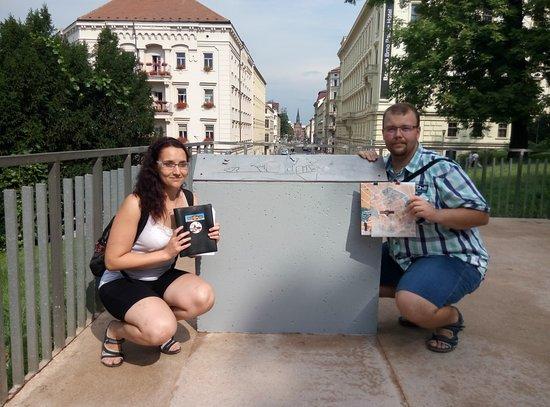 Brno, Tsjechië: explore group