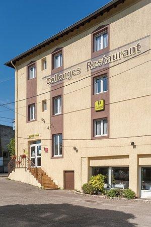 Logis Hotel le Collonges