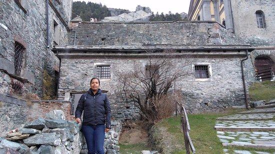Fenestrelle Fortress: Forte de Fenestrelle