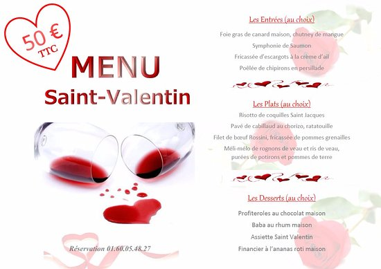 Du c te de chez alexandra lognes coment rios de - Cuisine saint valentin ...