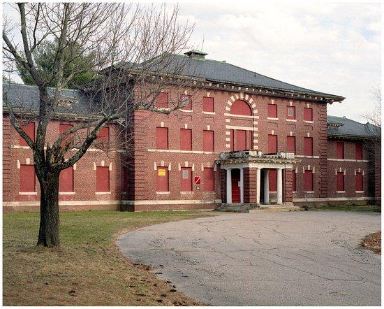 Medfield, MA: East Hall, female nurses building